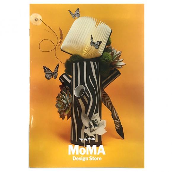 MoMA Design Storeのカタログに掲載されました。