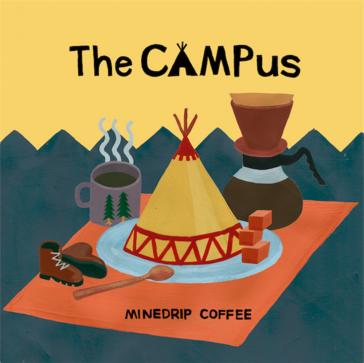 都市型マルシェ『The CAMPus』オープニングパーティーに出店します。