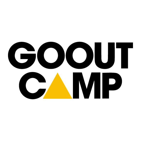 『GO OUT CAMP 』にブース出店します。