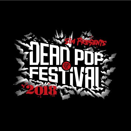 『DEAD POP FESTiVAL』にブース出店させて頂きます。