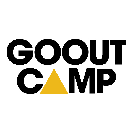 『GOOUT CAMP』に協賛します。