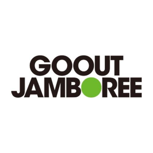 『GOOUT JAMBOREE 2020』に出店します。